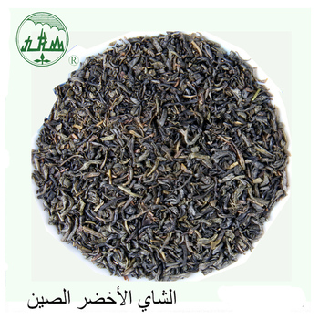 Factory supply low price inclusion-free no pollution chunmee green chai loose tea