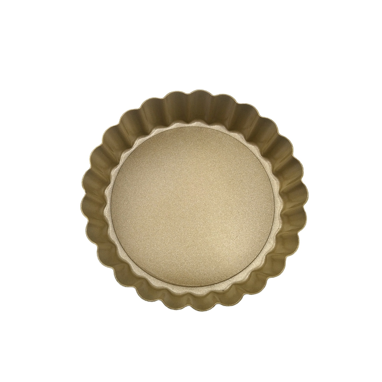 Hot Sale Carbon Steel Non-stick New Design Round Lace Pattern with Removable Bottom Style pie pan Tart tin Tart Pan