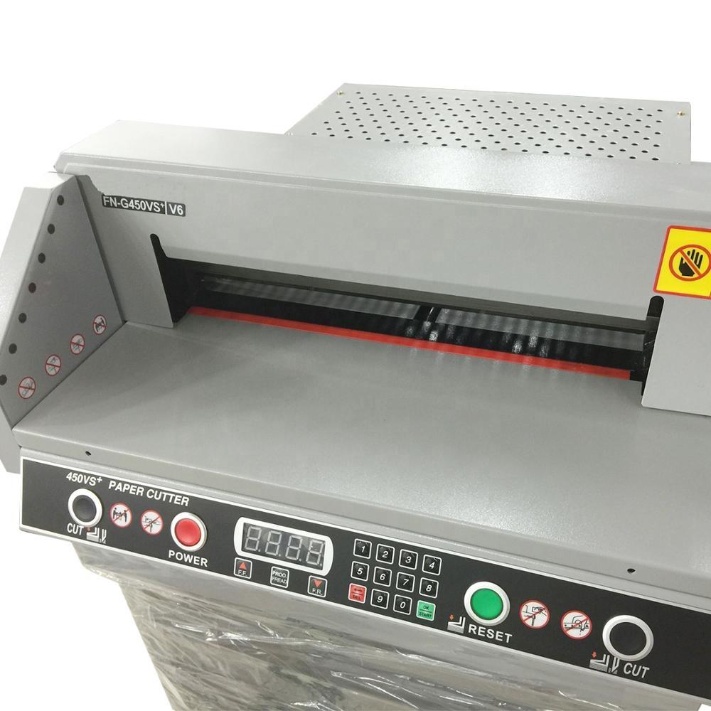 G450VS + электрическая гильотинная машина для бумаги по низкой цене