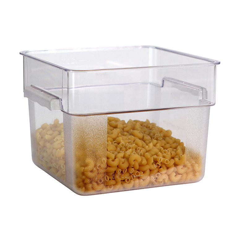 Factory Wholesale Virtually Unbreakable Large Food Storage Containers Airtight Food Containers Storage