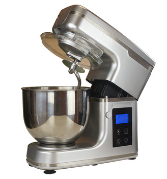 Stand food mixer stainless steel and kitchen stand mixer with rotate bowl for mixing Juicers