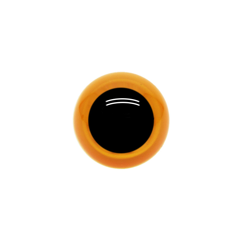 colorful Plastic Safety DIY Doll Toy Eyes For Animal Puppet Crafts Teddy Bear Dolls Accessories With Washers