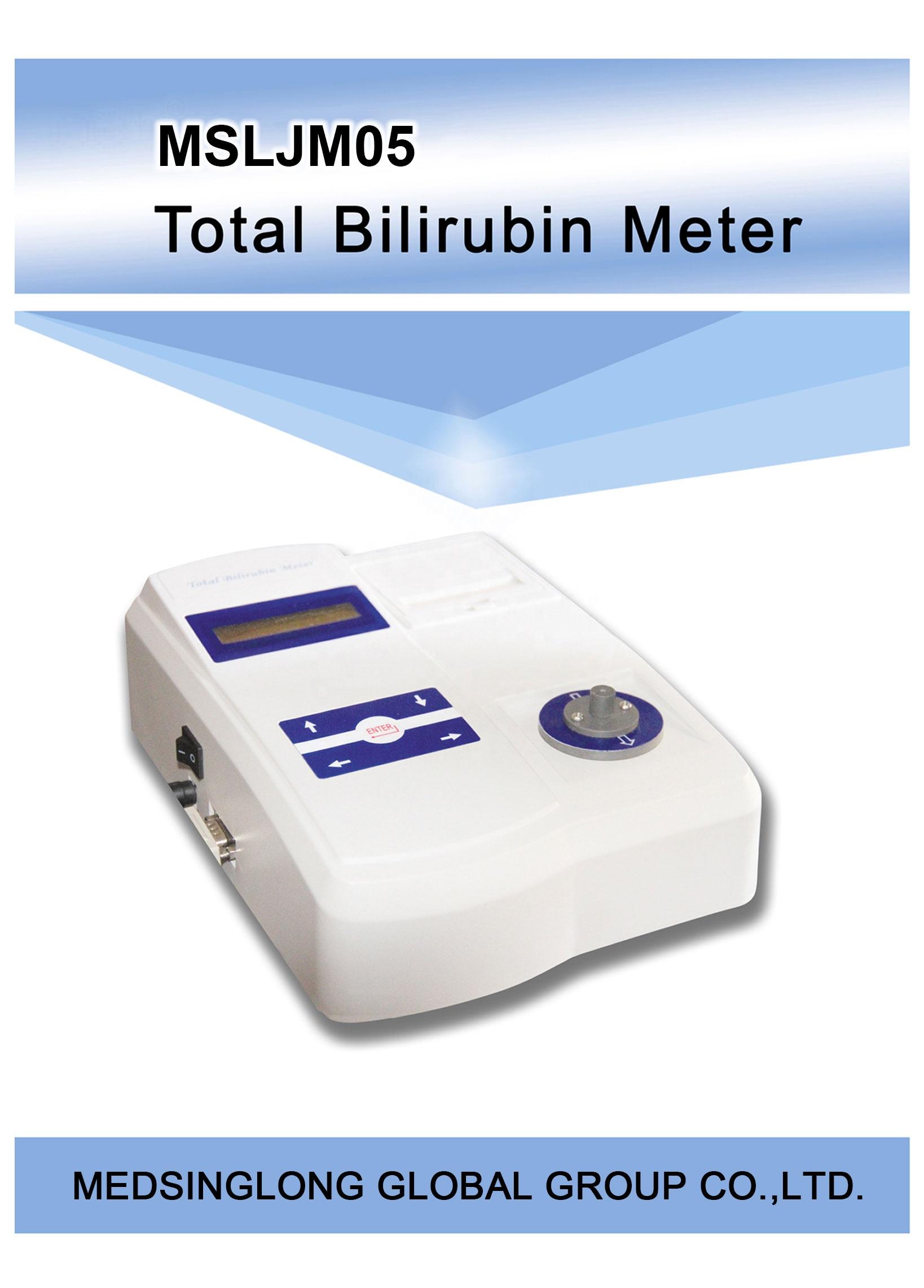 Транскожный измеритель билирубина для новорожденных