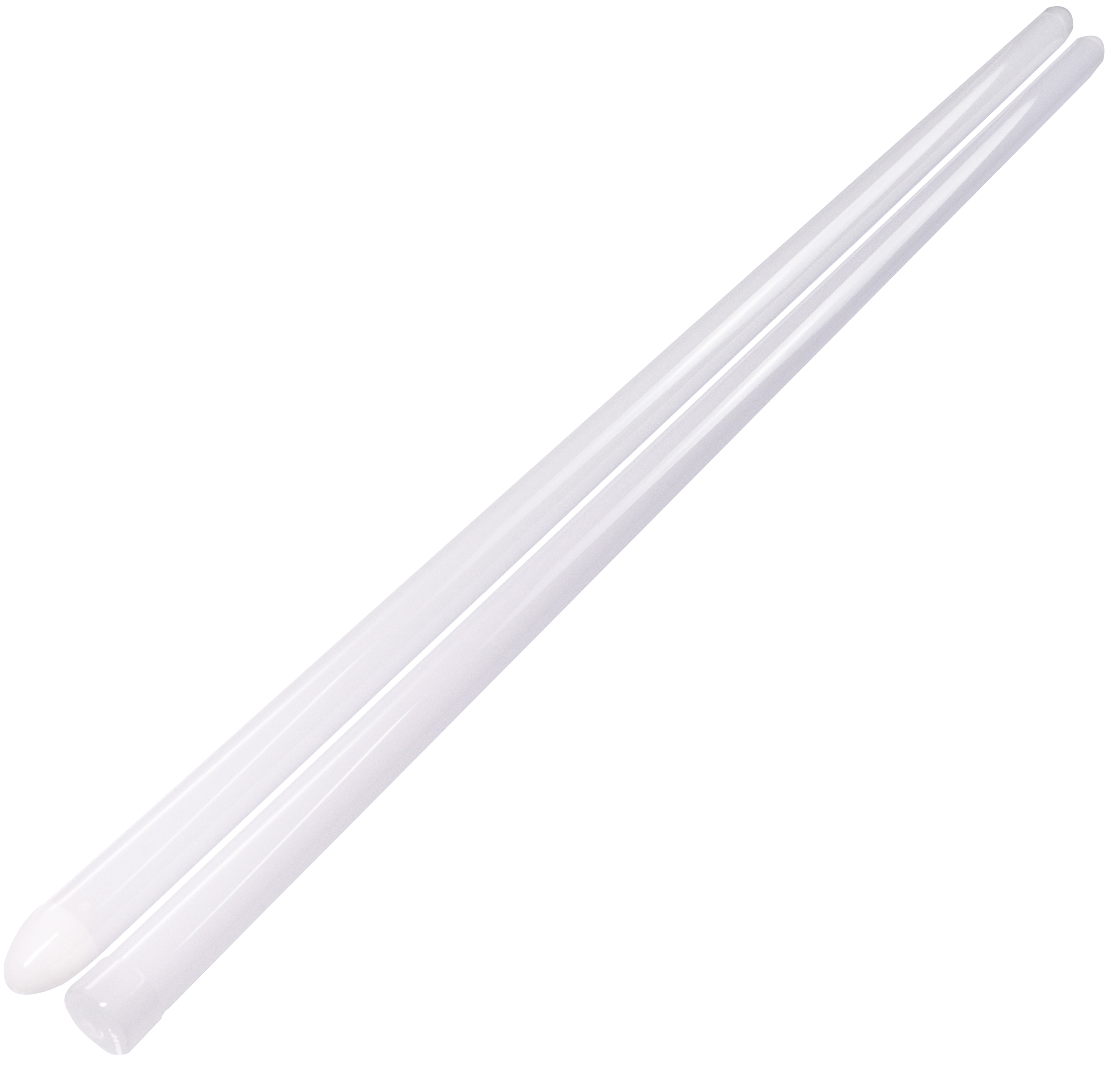 LGT SABERSTUDIO lightsaber blade for 2mm thickness 7/8inch OD 92 82 72 62 52 42cm round or bullet tip blade with film mirror