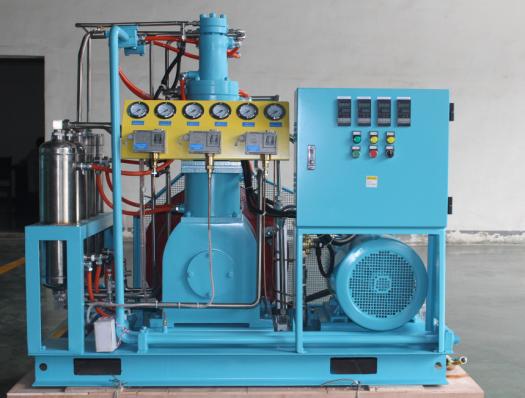 Oil Free Medical Oxygen Booster oxygen booster compressor Gas Compressor