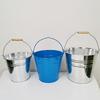 galvanized bucket ice bucket for beer