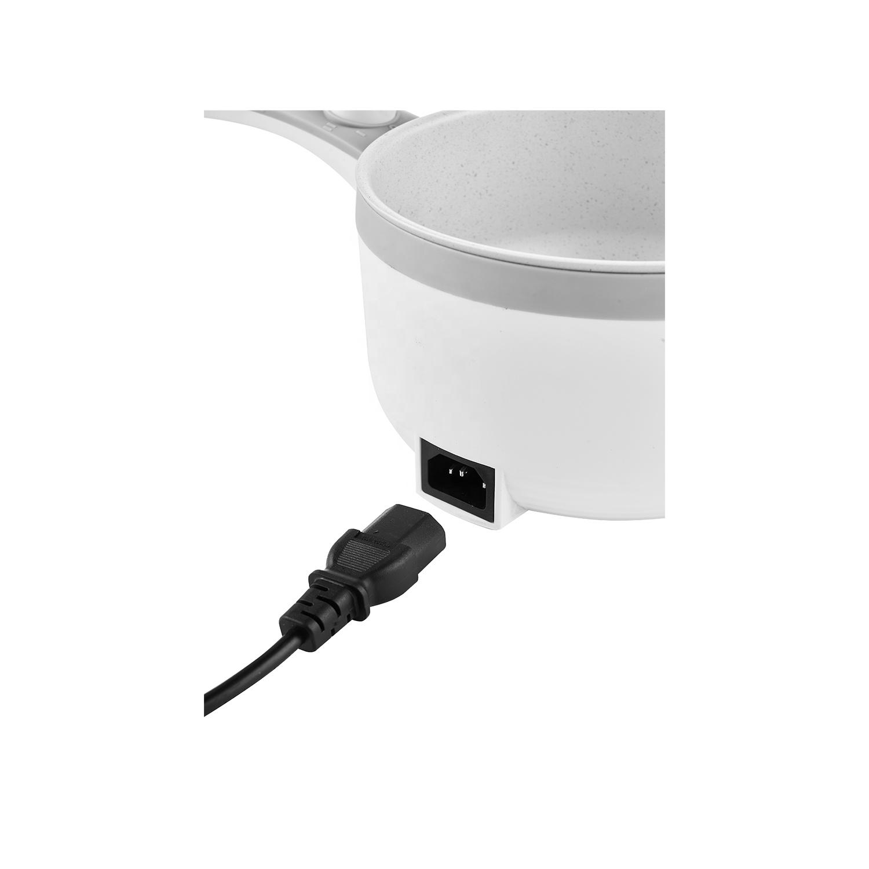 Антипригарное покрытие высокого качества горячий горшок электрическая лапша риса плита электрическая сковорода для завтрака