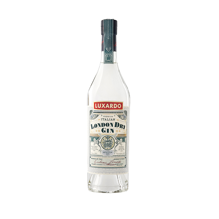 Luxardo Italian Liqueur Italian Gin Best London Dry Gin