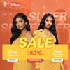 sales 50% off