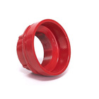 Reducer UL/FM Ductile Iron ASTM A536 Grooved Concentric Reducer For Fire Fighting System And Threaded Concentric Reducer