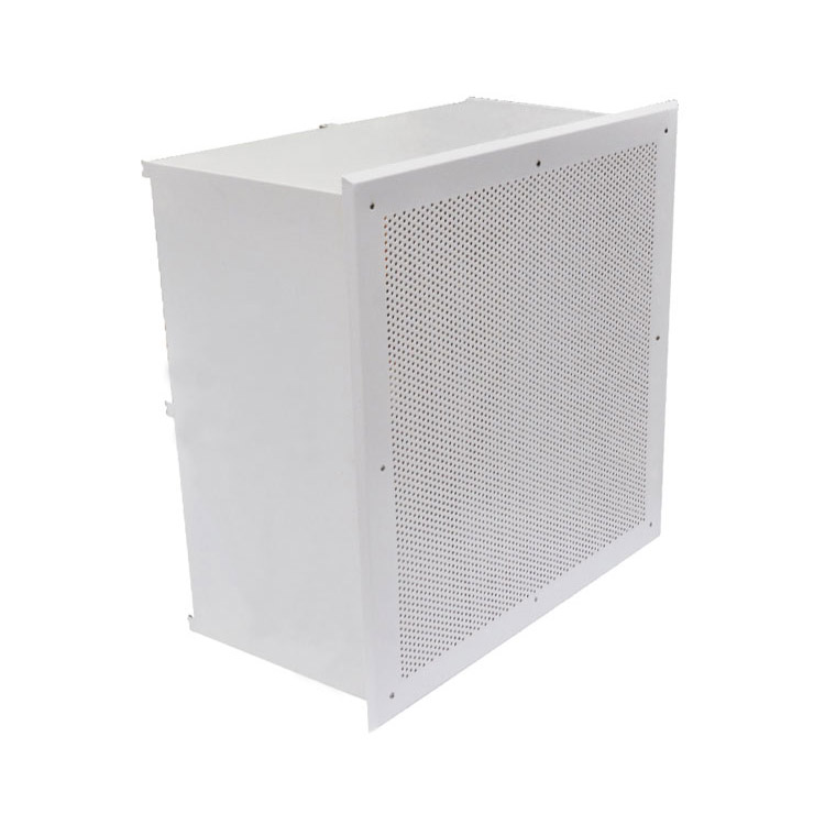 High Quality Laminar Flow Diffuser With HEPA Filter for Clean Room