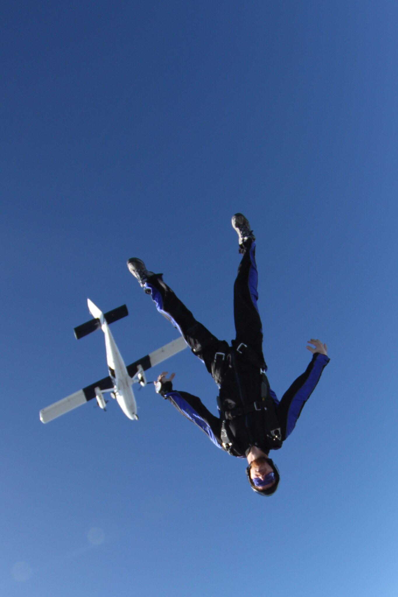 Jumpmasters Freefly unisex design suit is made from a comfortable polyester cotton blend Skydiving Clothing