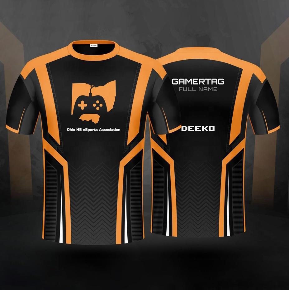 Yite Custom Esport Gaming Jersey New Design Men Esports Jersey ...