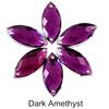 Dark amethyst