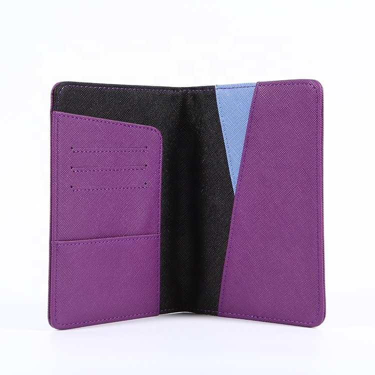 Лидер продаж, чехол-кошелек с именной картой на заказ для путешествий, Обложка для паспорта, держатель