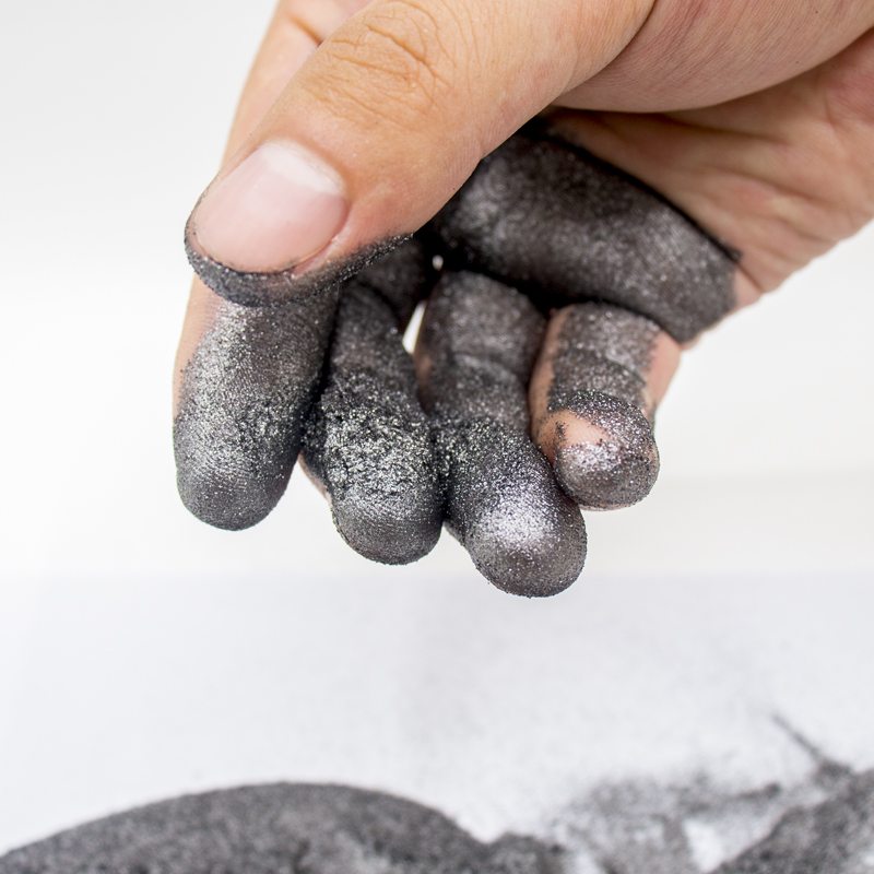 Direct supply from the mining area Lubricant base 95% high carbon 325mesh natural flake graphite power for li-ion electrode