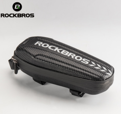 Водонепроницаемая велосипедная сумка ROCKBROS, вместительная седельная сумка для горных велосипедов объемом 1,5 л, аксессуары для велоспорта