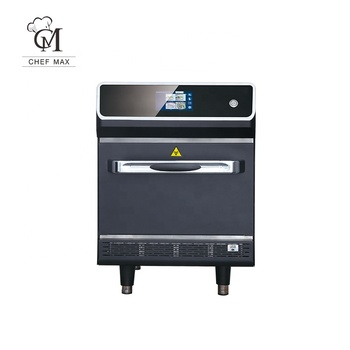 Commercial 5.2KW Custom High Efficient Table Electric oven Hot Air Microwave Rapid Speed Pizza Oven