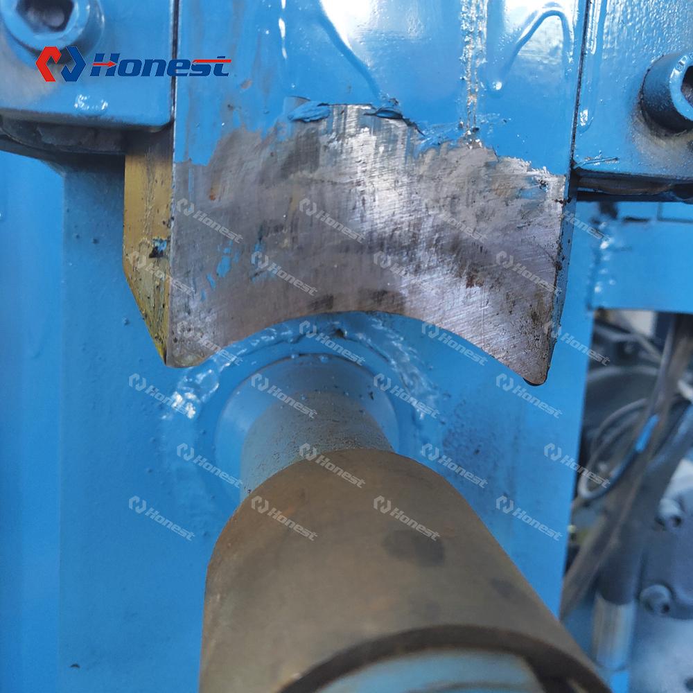 Статор с двигателем три в одном, машина для резки и вытяжки меди
