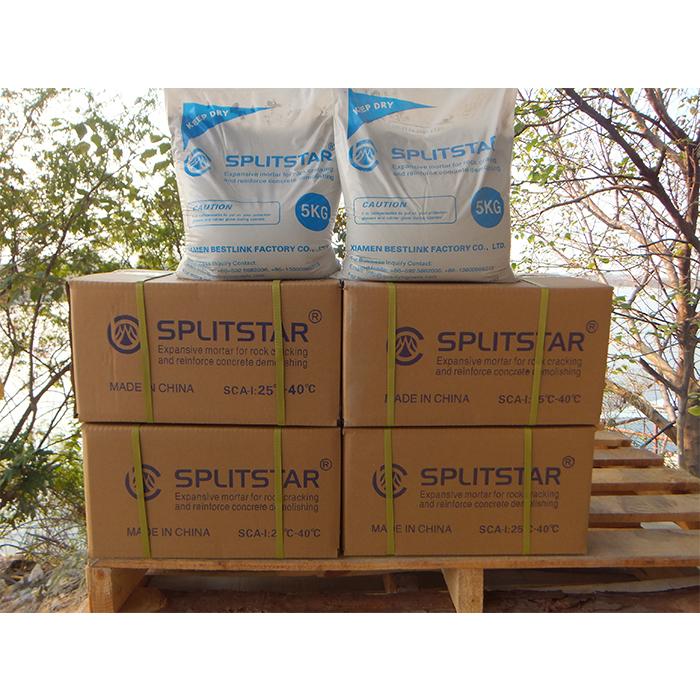 manufacturer split star expansive mortar popular in south africa