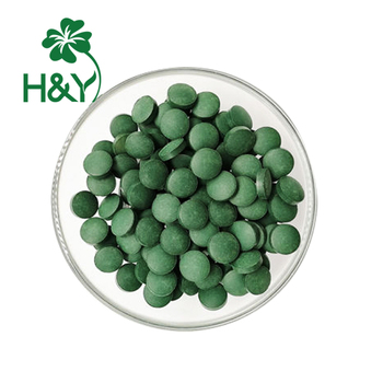 2018 factory supply Best Selling organic Quality Spirulina Tablet