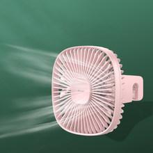 Магнитный автомобильный вентилятор Baseus, охлаждающий автомобильный вентилятор с вращением на 360 градусов, бесшумный вентилятор охлаждения, ...(China)