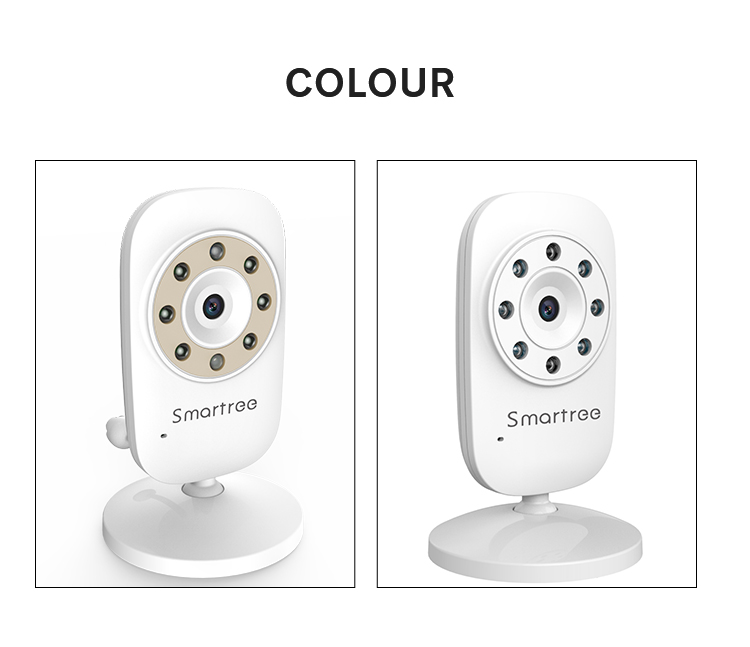 Low Price Smart Safe Baby Pet Security  Audio&video Best Baby Monitor HD Pan/Tilt Remote Cry Detection Baby Infant Kids Monitor
