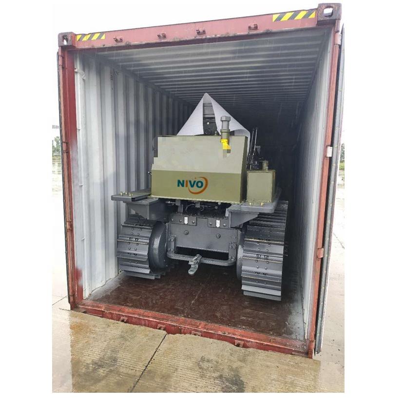 Мини-бульдозер NIVO 80hp TN80, гусеничный бульдозер, 11 тонн, специальный дизайн, бульдозер, трактор, землеройный бульдозер и детали