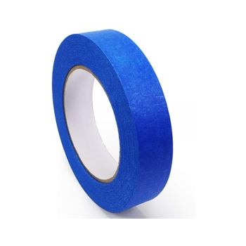 UV Resistant Outdoor 2090 Crepe Paper Blue Painters Masking Tape
