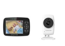Заводской поставщик 3,5 дюймов видео GPS трекер с длительным временем автономной работы удаленное панорамирование/наклон/зум безопасное соединение и 2х сторонняя связь, малыш, мониторинг домашних животных