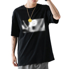 High Quality wholesale T- shirt Short Sleeve 100%cotton Men's t shirts