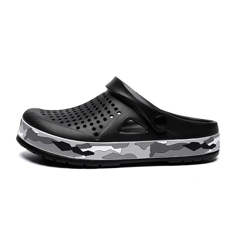 Zuecos/Лидер продаж; Прочная модная обувь; Мужские сабо из ЭВА; Нескользящие сабо унисекс