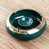 base ashtray green,