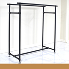 Dress Shop Racks For Clothes Shops Giantmay Drying Hanger Stand For Dress Display Shop Metal Hanging Clothes Rack