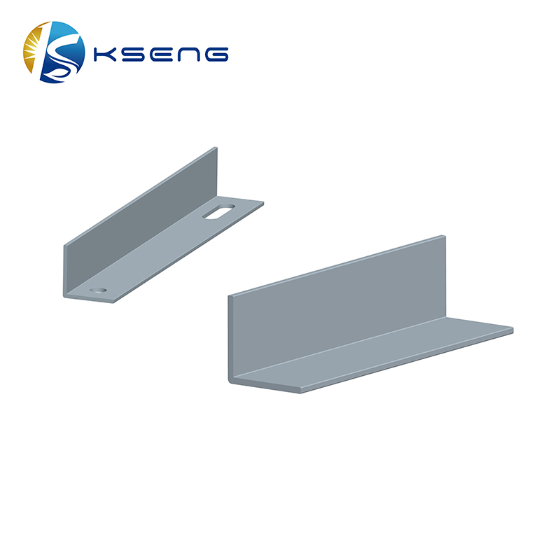 Экструдированный алюминиевый угловой профиль и алюминиевый угловой кронштейн L-образной формы из алюминия