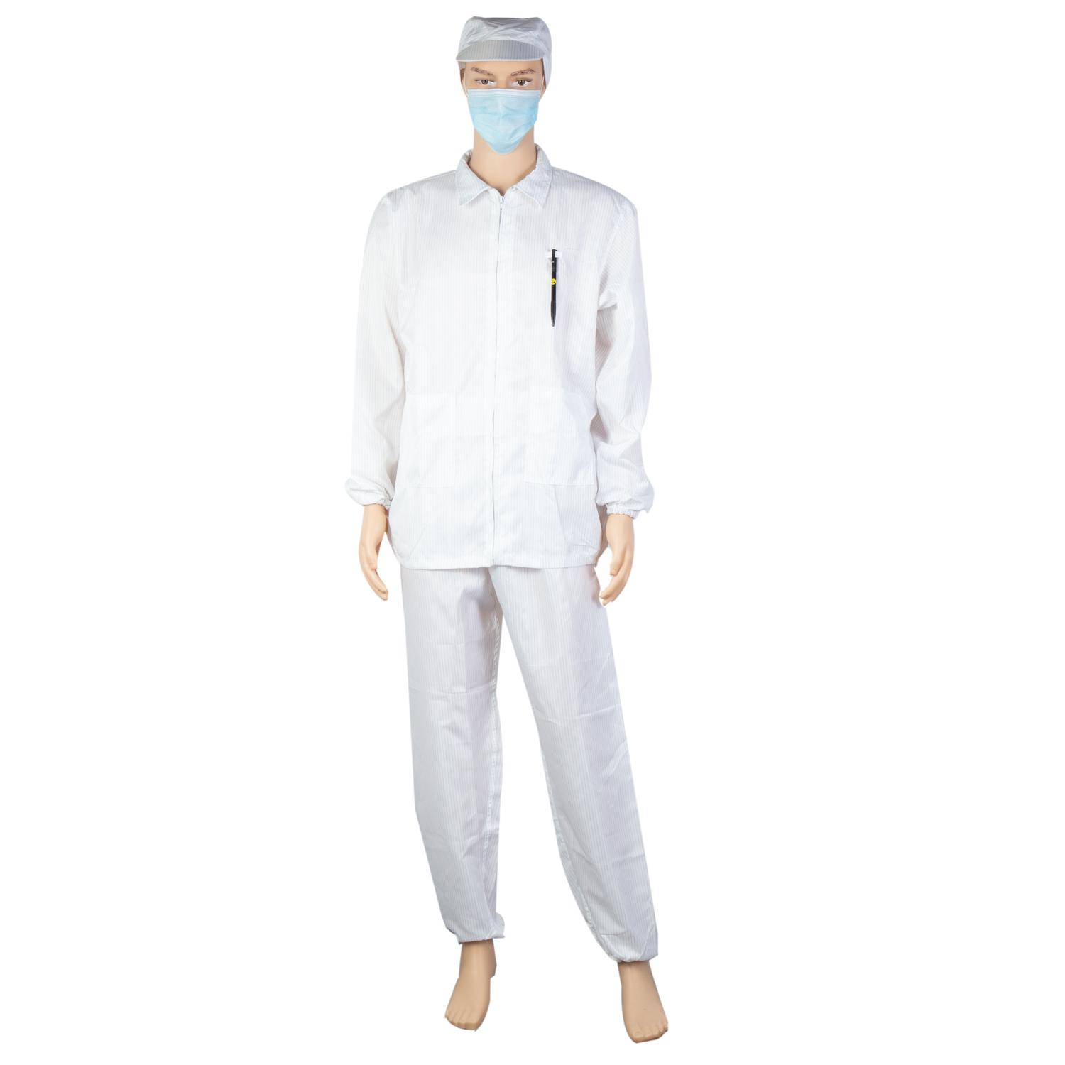 High Quality Zipper Type Anti-static Garment Suit Working Uniform Safety Clothing Protective Jacket Safety Suits - KingCare | KingCare.net