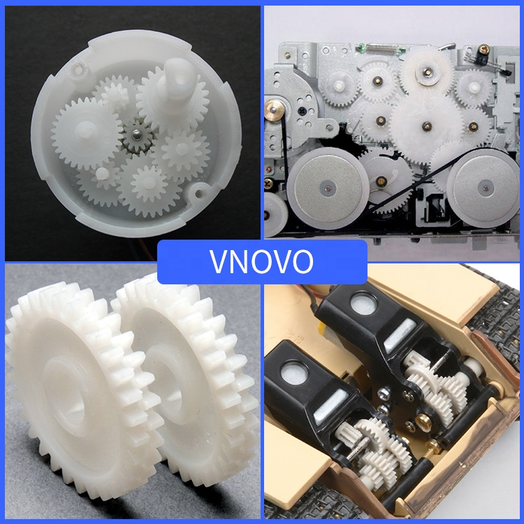 VNOVO EN71 toy certification lithium soap grease silencing grease plastic gears grease