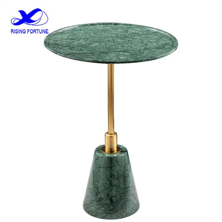 Custom modern marble coffee table