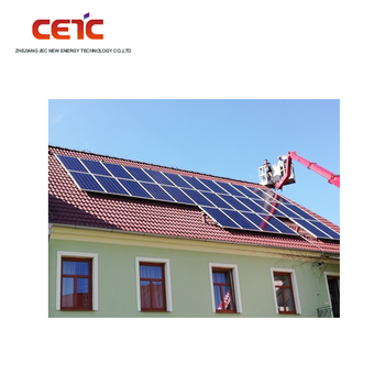 CETCsolar solar power systems solar 30kw build your own solar panel system
