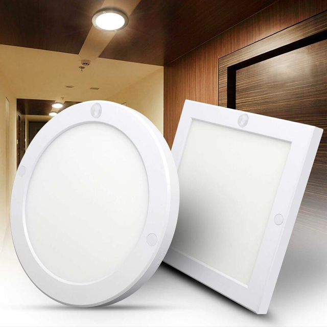 3w 6w 9w 12w 15w 18w 24w mounted led ceiling panel downlight surface mounted panel light