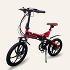 2020 New arrivals in European warehouse 20inch 36v 250w High Quality electric bicycle e bike adult folding bicycle electric