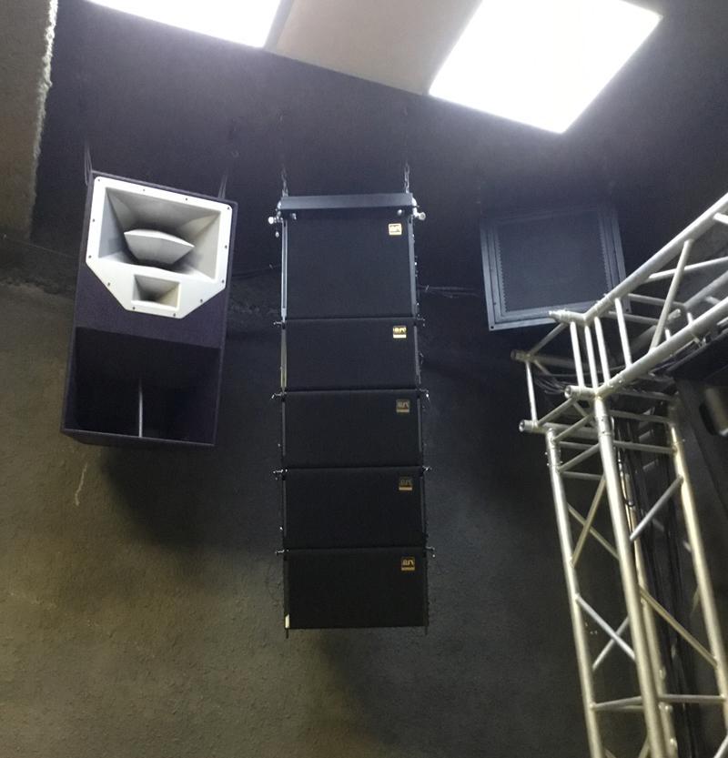 Профессиональный аудио 350 Вт акустическая система одиночный 10 дюймов pro линейный громкоговоритель (VR10) <img data-src=
