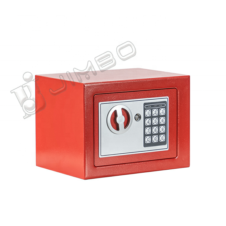 New Model Hotel Steel Electronic Money Jewelry Wall Hidden Secret Diversion Mini Safe Box