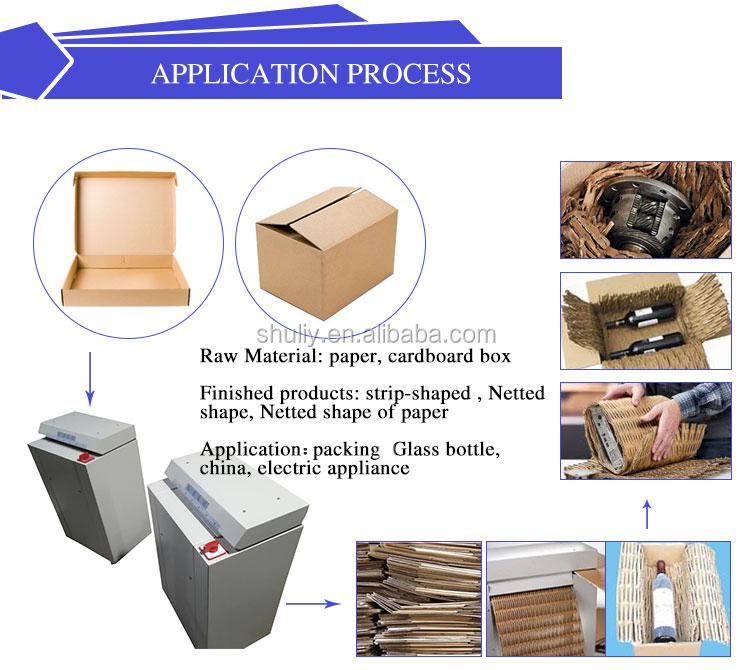 Высокоэффективный Электрический промышленный измельчитель картона