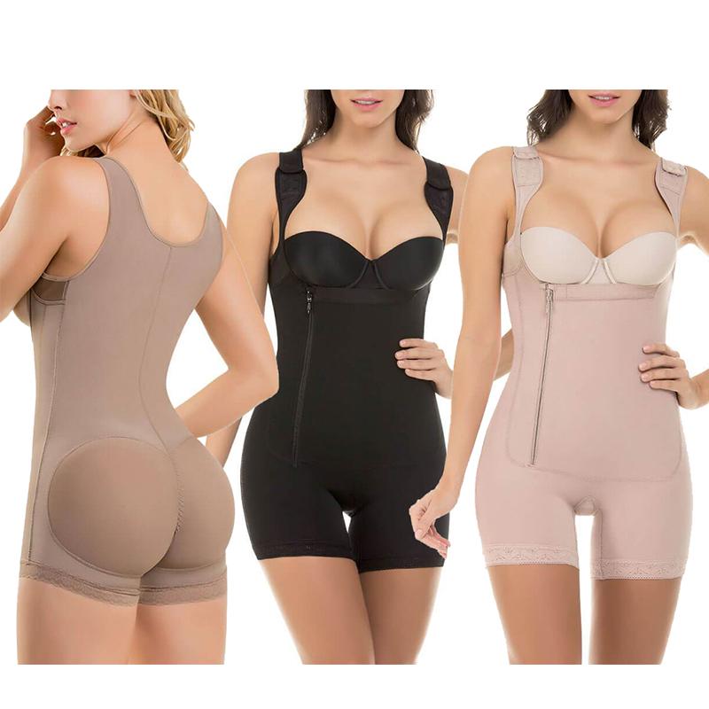 spandex slimming bodysuit)
