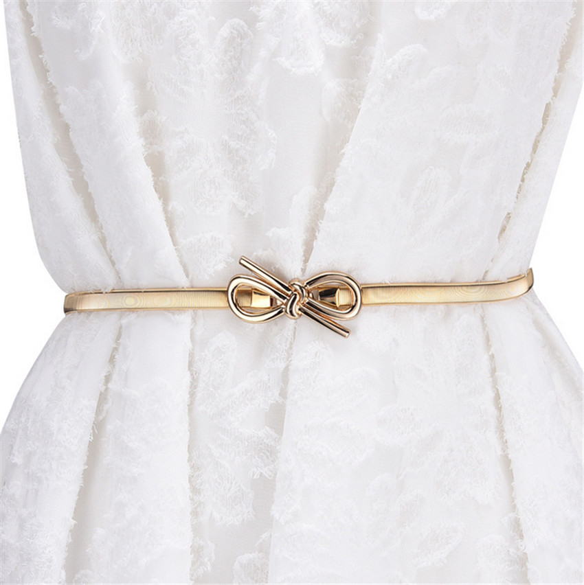 Belt Chain For Girls And Women Hot Sell Amazon Cheap Leaves Women Metal Fashion Dress Belt