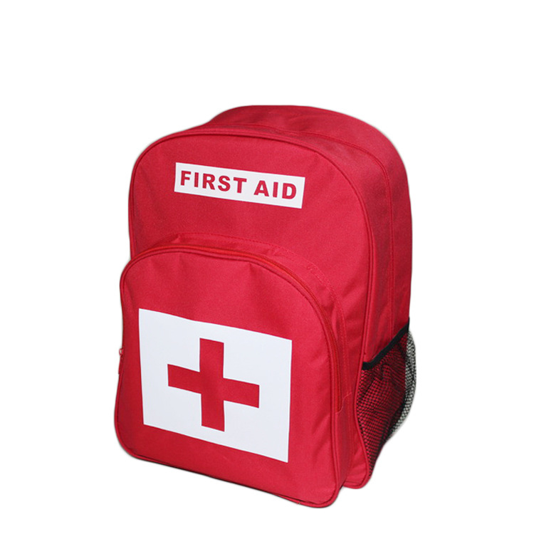 Wholesale Custom Logo Large Capacity Survival First Aid Backpack