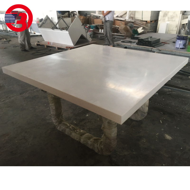 Artificial Marble 8 Seats Dining Table Home Furniture Stone Table For Kitchen Design Square Shaped Designer White Solid Surface Buy High Quality 8 Seats Dining Table 8 Seater Marble Dining Table White Marble Top Dining