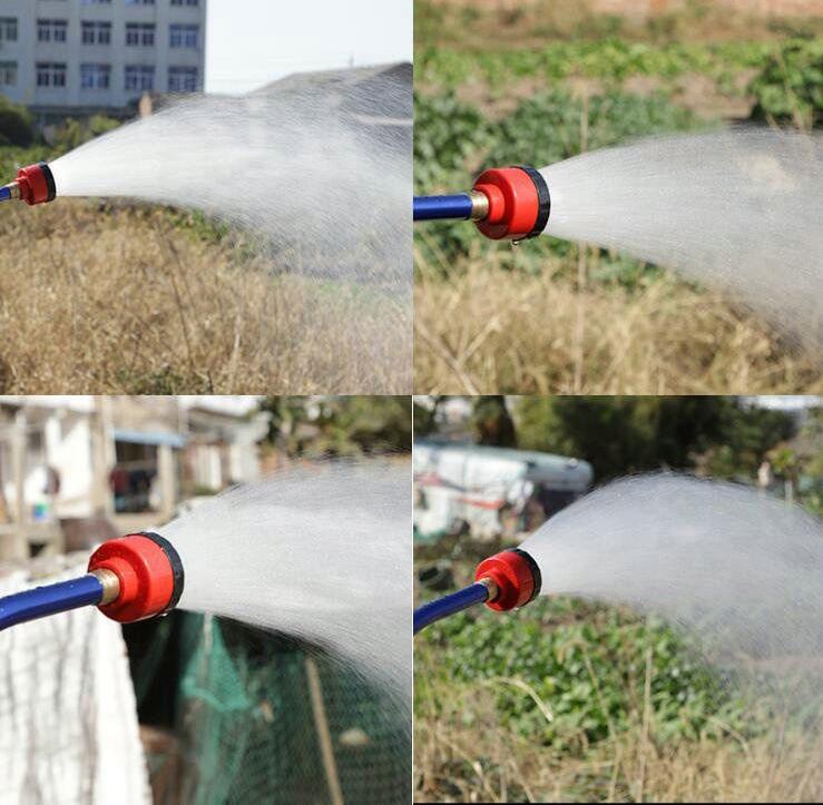 Garden Multifunctional Water Gun Household Gardening Agriculture 1000 Mesh Nursery Sprinkler Nozzle Wash Long Pole HOSE