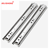 Stainless steel thickened